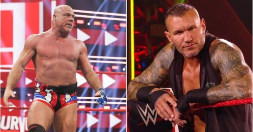 'No other like him' - Kurt Angle explains what makes Randy Orton the greatest heel in WWE
