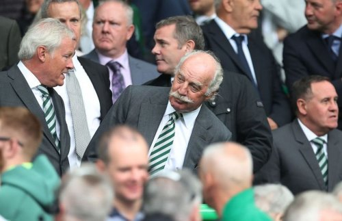 Celtic latest news: Dermot Desmond admires hugely experienced figure who could come back