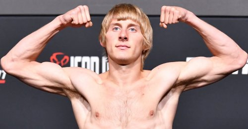 Tyson Fury's dad John brands UFC star Paddy Pimblett 'the next big thing' after his debut win