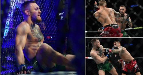 Conor McGregor slammed by Anthony Smith for making excuses over Dustin Poirier defeat