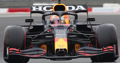 Max Verstappen seals pole at French GP with Lewis Hamilton lurking in second place