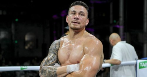 Sonny Bill Williams survives knockdown to outpoint Waikato Falefehi in comeback fight