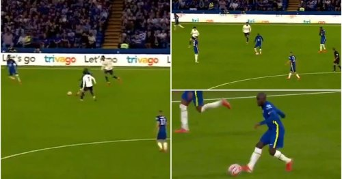 N'Golo Kante embarrassed Son Heung-min with lovely skill as dominant highlights v Spurs emerge
