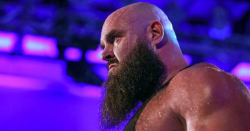 WWE reportedly interested in re-signing Braun Strowman