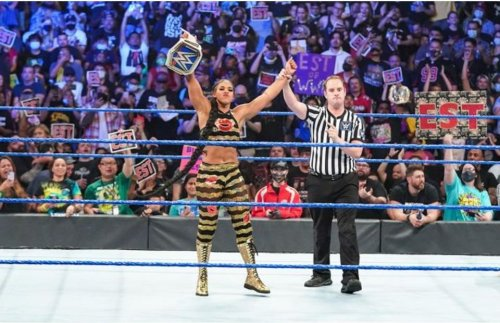 WWE: Bianca Belair honoured by state of Tennessee after WrestleMania win