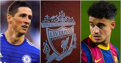8 examples that prove why clubs shouldn't break their transfer record for a Liverpool player