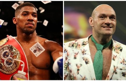 Anthony Joshua vs Tyson Fury: What will the fight purse be?