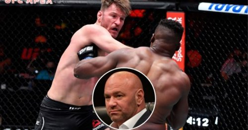 Dana White confirms Stipe Miocic will fight the winner of Francis Ngannou vs Derrick Lewis