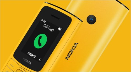 Nokia 110 4G Feature Phone Launched In India, See Specs & Price