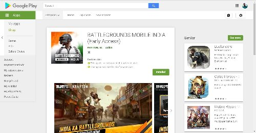 How to Download and Install Battlegrounds Mobile India Now