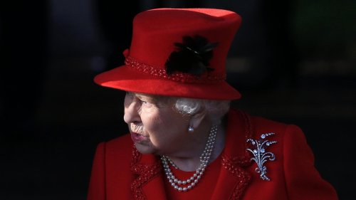 The Queen Really Hates Harry and Meghan's Kid
