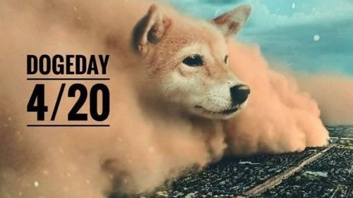 Why Dogecoin Fans Are Trying To Turn 4/20 Into Doge Day