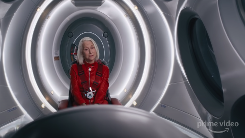 Amazon's Sci-Fi Anthology Solos Clones Anthony Mackie and Shoots Helen Mirren Into Space