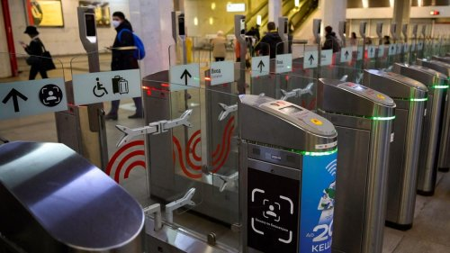 You Can Now Pay for Ride Fares in the Moscow Subway With Your Face