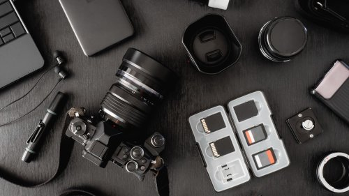 The Essential Camera Accessories for Your DSLR