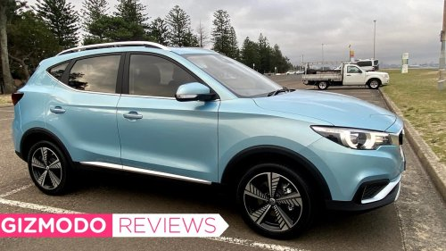 MG ZS EV Review: This Cheap EV Doesn't Feel Cheap At All