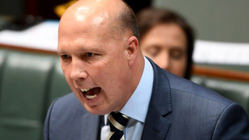 Dutton Is Coming For Encrypted Messaging Services And Using Drug Smuggling As The Excuse
