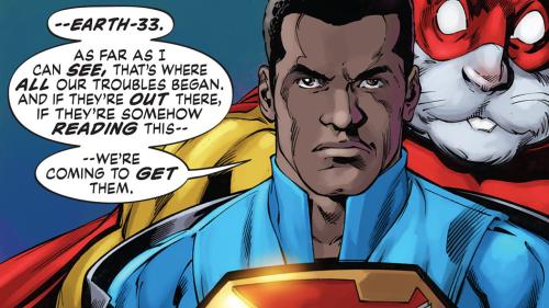 A Brief History of DC Comics' Black Supermen