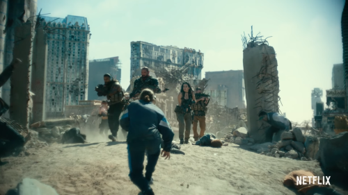 Zack Snyder's Army of the Dead Drops Its Intense New Trailer
