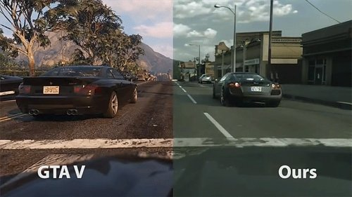 Grand Theft Auto Looks Frighteningly Photorealistic With This Machine Learning Technique