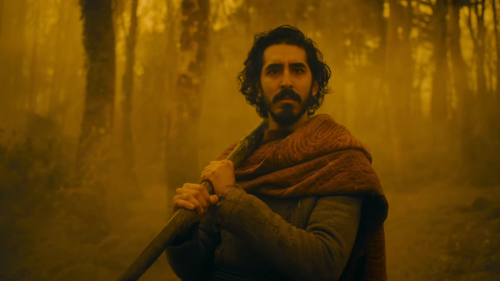 The Green Knight's New Trailer Is a Gorgeously Dark Fantasy Epic