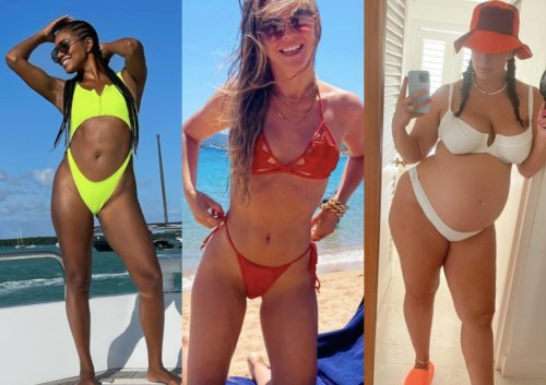 10 Celebrities Who Are Not Afraid To Flaunt Their Hip Dips