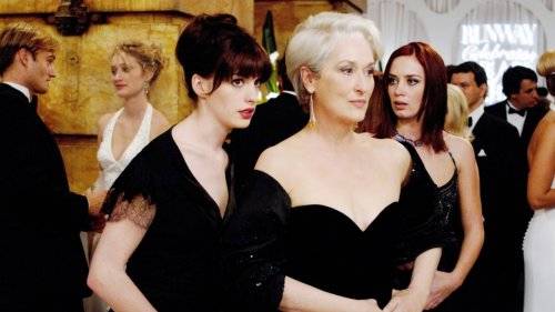 Anne Hathaway Almost Didn't Star in The Devil Wears Prada