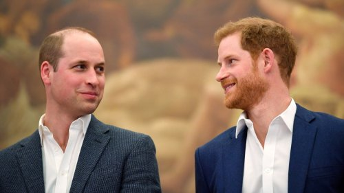 Prince Harry and Prince William's Reunion Is Making People on Twitter Emotional