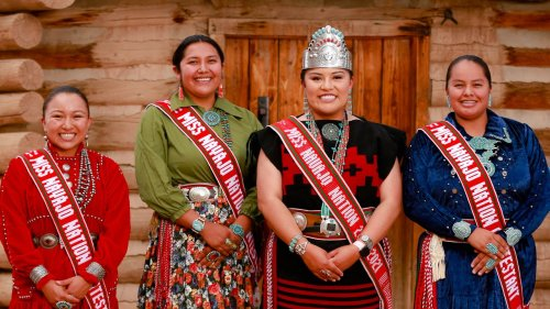 Inside the Miss Navajo Nation Pageant, Where Lost Traditions Are Found Again