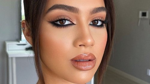 The Reverse Cat Eye Makeup Trend Is a Fierce Upgrade To Winged Liner