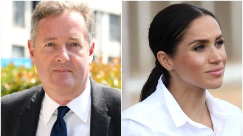Piers Morgan Is Getting Dragged for What He Said About Meghan Markle's Children's Book