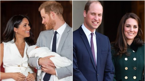 Here's How Kate Middleton and Prince William Wished Archie a Happy Second Birthday
