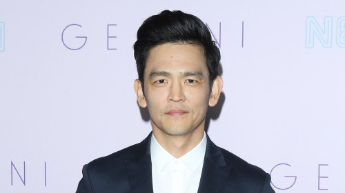 John Cho Is Trending Because of His Hair