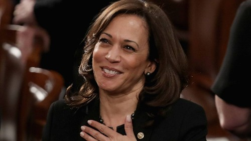 Kamala Harris's Thanksgiving Turkey Recipe Is Going Viral: 'Best I've Ever Made'