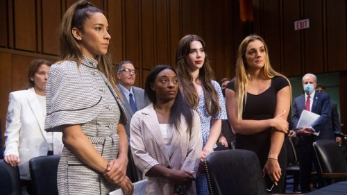 Simone Biles and Her Team Testified About Surviving Abuse. It Was Excruciating and Exceptional