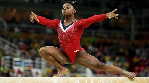 Simone Biles Says Representing Abuse Survivors Is Part of Why She's Returning to the Olympics