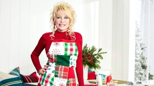 The Dolly Parton Christmas Baking Collection Is All We Want This Year