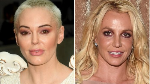 Rose McGowan Is Going Viral for Her Interview Supporting Britney Spears