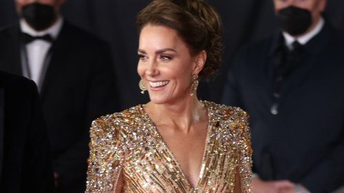 Kate Middleton's Hair Is a Lot More Red Now