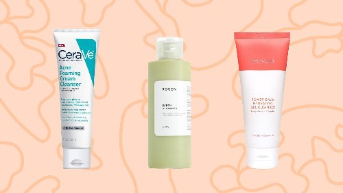 The Best Face Wash for Acne, According to Experts