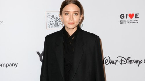 Ashley Olsen Just Made Her Red Carpet Debut With Her Boyfriend