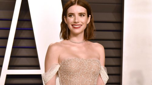 Emma Roberts Shared a Photo of Her Adorable Son's Face for the First Time