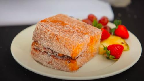 Disney Recipes: How to Make Tonga Toast from Disney World's Polynesian Village Resort