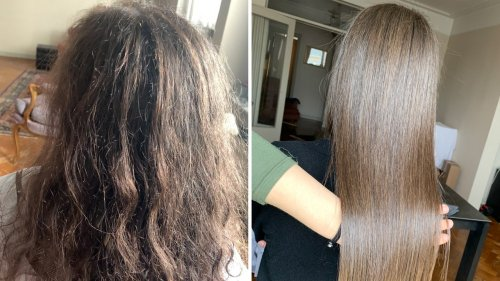 A Comprehensive Guide to Keratin Treatments, According to the Pros
