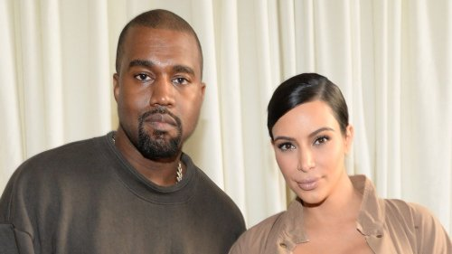 Kim Kardashian Says 'Love You Unconditionally' to Kanye West in Father's Day Tribute