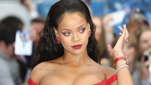 Rihanna Just Put a Hot Girl Twist on the French Manicure