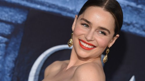 Emilia Clarke Just Changed Her Tune About the Game of Thrones Coffee Cup Culprit