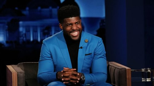 I Am Nervous As Hell About Emmanuel Acho Joining Bachelor Nation