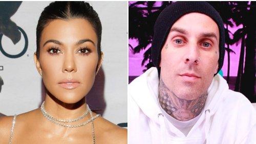 Of Course Travis Barker Got Kourtney Kardashian an Extravagant Mother's Day Gift