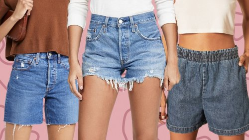 The 13 Best Denim Shorts to Add to Your Warm-Weather Wardrobe